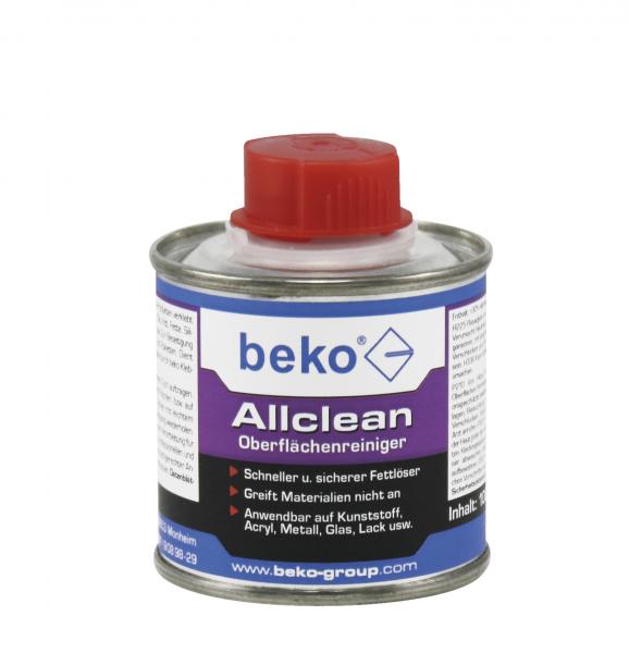 Beko Oberflächenreiniger Allclean Reiniger - 100ml - 2661200100
