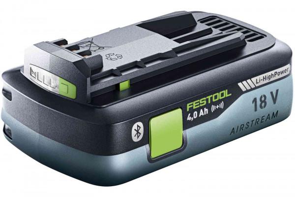 Festool Akkupack - BP 18 Li 4,0 HPC-ASI - HighPower - 205034