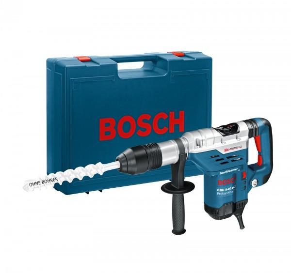 Bosch Bohrhammer GBH 5-40 DCE SDS-MAX - Handwerkerkoffer