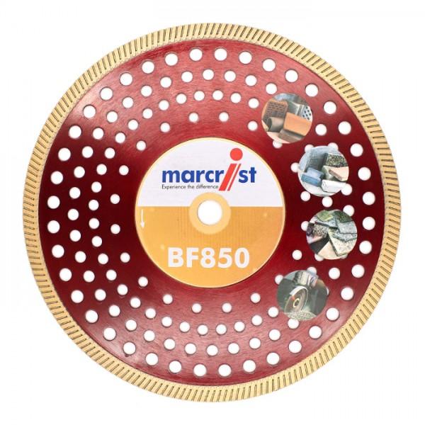 Marcrist BF 850 SilentMAX Diamanttrennscheibe - 300mm - für Fliesen Keramik Steine