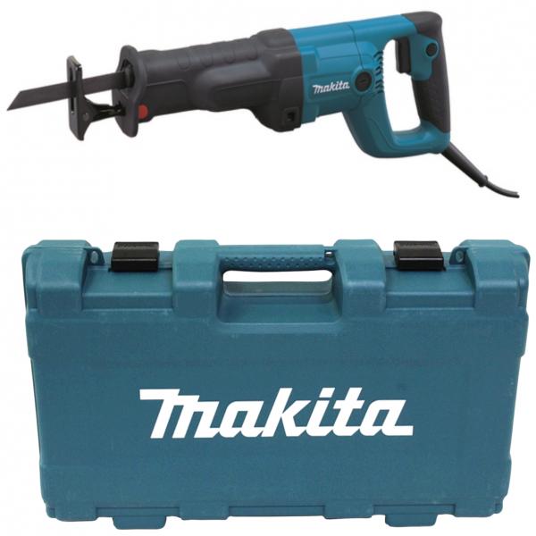 Makita Recipro-Säge Säbelsäge - JR3050T 1010 WATT - inkl. 3 Sägeblätter + Koffer