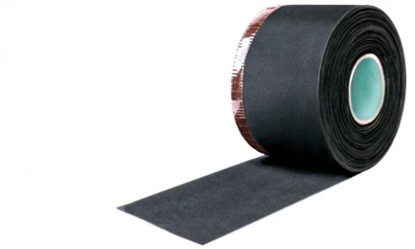 HANNO Folienband selbstklebend EPDM Außen - 0,75mm stark - 300mm breit