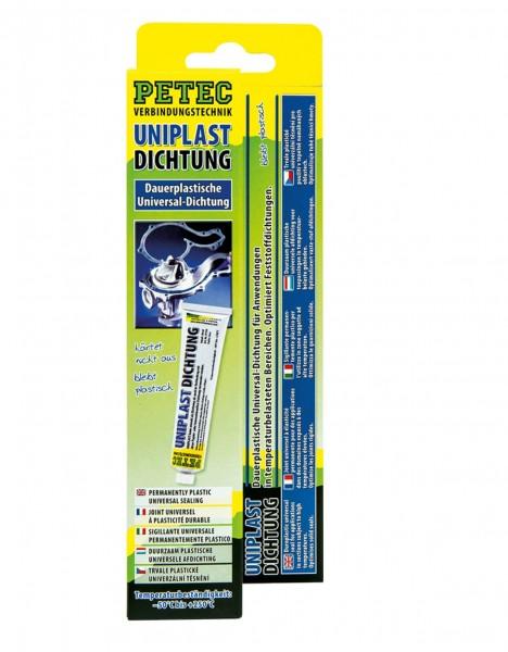 Petec 97510 Dauerplastische Universaldichtung UNIPLAST blau - 80ml Tube
