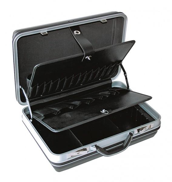 HM Müllner ABS-Werkzeugkoffer mit Aluminiumrahmen - 4,39kg