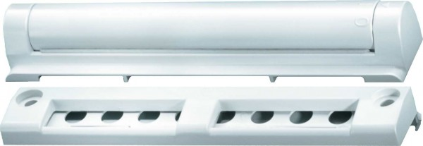 Siegenia Aeromat Mini Standard inkl. Drehverschluss - weiß - für alle Fenster