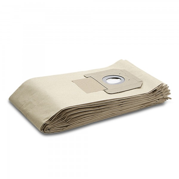 Kärcher Papierfiltertüten Staubklasse M - 5 Stück