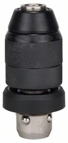 Bosch Schnellspannbohrfutter für Bohrhämmer mit Adapter - GBH 2 3 4 - 1,5-13mm
