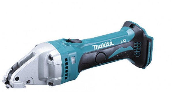 Makita Akku-Blechschere DJS101Z - 18 V - max. 2,5mm - im Karton SOLOGERÄT