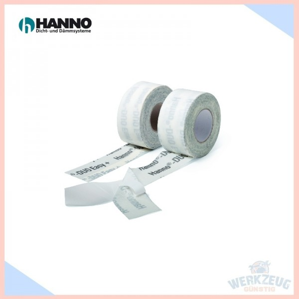HANNO Hannoband Folienband DUO Easy+ 240 / Karton