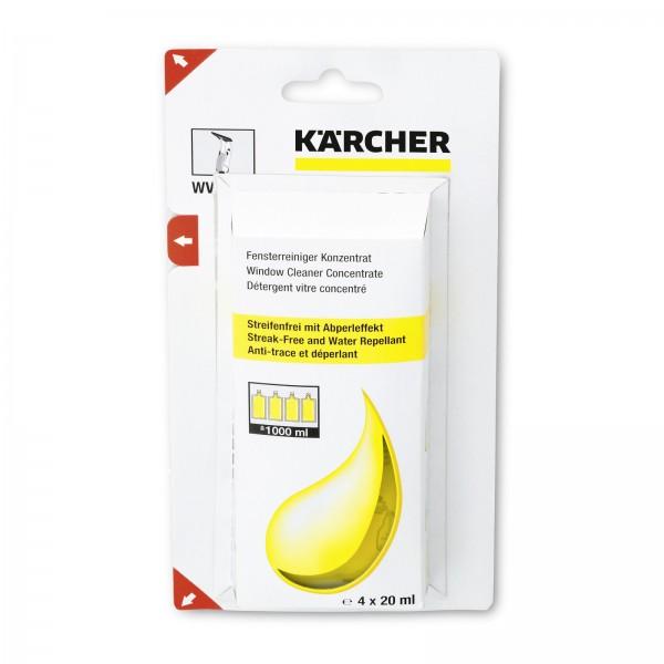 Kärcher Fensterreiniger-Konzentrat - RM503 - 4x20ml