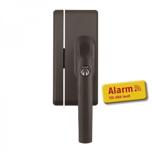 ABUS Fensterschloss FO 400A B mit Alarm AL0125 - braun