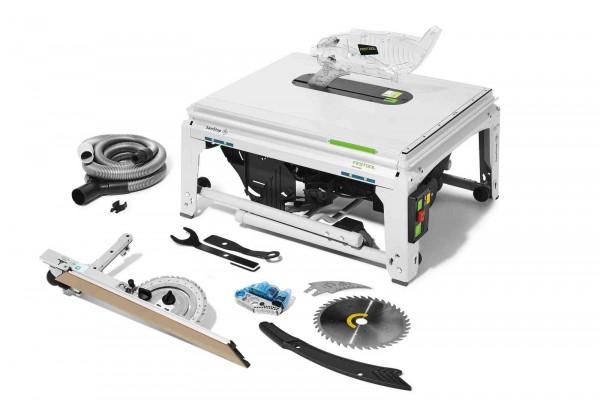 Festool Tischkreissäge TKS 80 EBS - 2200W - 575781 - bis 80mm - 37kg