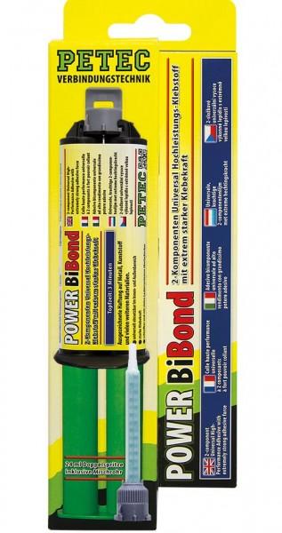 Petec 98625 POWER BiBond - 24ml Tube - 2K Universal Kleber