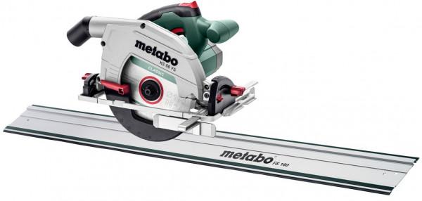 Metabo Handkreissäge KS 66 FS-Set - 691135000 - 66mm - 1500 Watt