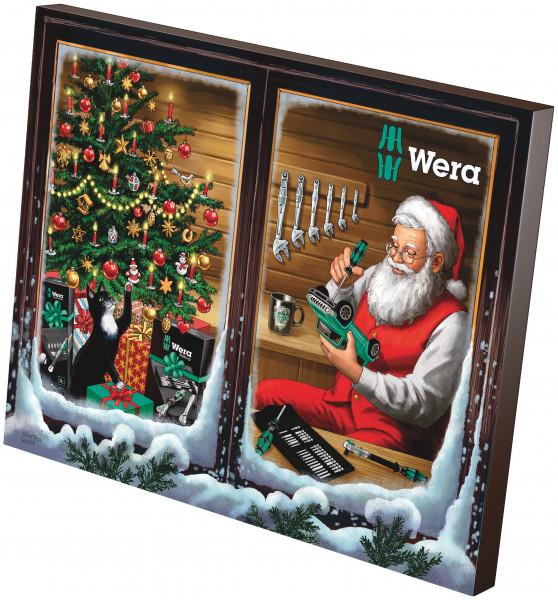 Wera Adventskalender Weihnachten 2021 - 05136602001