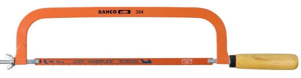 BAHCO Metallsägebogen mit Holzgriff - 304 - 517mm