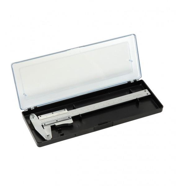 HM Müllner Schiebelehre mit Momentfeststellung - 200mm - rostfreien Metall