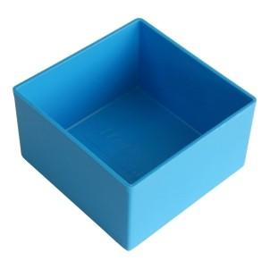 HM Müllner Wechselbox - B108 x T108 x H63 - blau