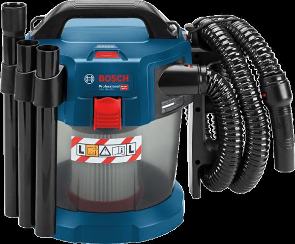 Bosch Professional 18V-10 L Akku-Staubsauger GAS 18V-10 L - ohne Akku