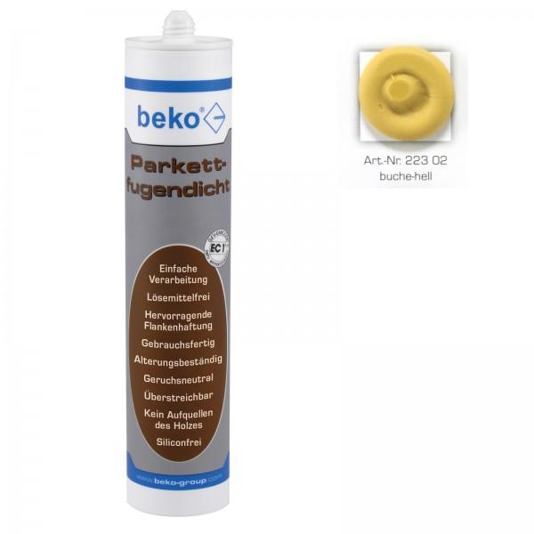 Beko Parkettfugendicht Buche Hell 310 ml