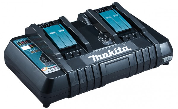 Laser Entfernungsmesser Mit Usb Anschluss : Makita ladegerät dc18rd mit usb anschluss für 2 akkus akku