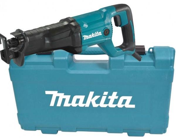 Makita Recipro-Säge Säbelsäge - JR3051TK 1200 WATT - inkl. 3 Sägeblätter + Koffer
