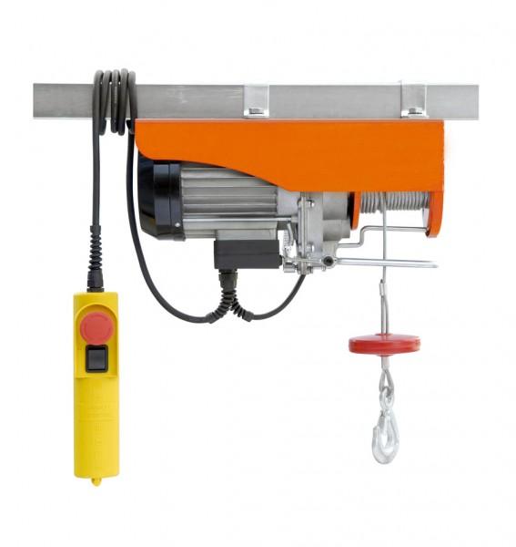 HM Müllner elektrische Seilwinde bis 600kg - 1050 Watt - 12m Hebehöhe