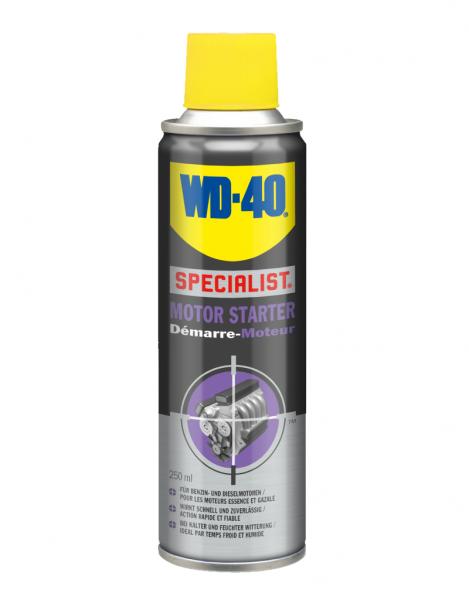 WD-40 WD40 SPECIALIST® Motor Starter Startspray - 49058 - 250ml
