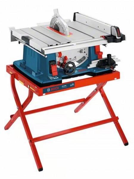 Bosch Tischsäge GTS 10 XC - 2100 W - Schnitte bis 7,9cm - inkl. Tisch GTA 6000