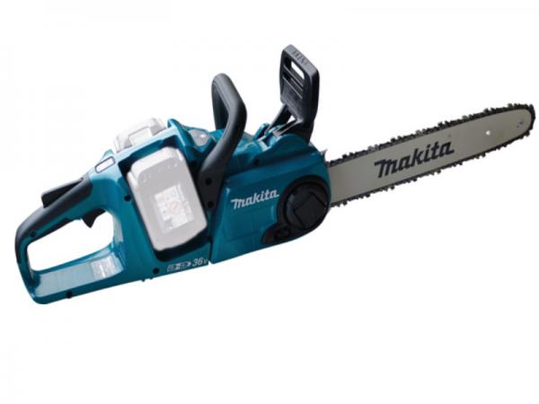 Makita Akku-Kettensäge DUC353Z 2x18V - 35cm Schnittlänge- ohne Akku/Ladegerät