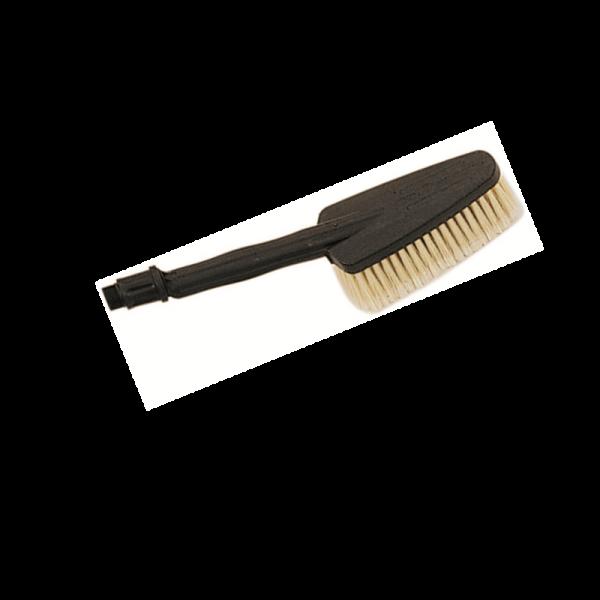 KRÄNZLE Flachbürste mit Adapter auf Sicherheits-Abschaltpistolen 41073