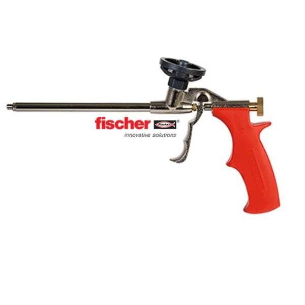 Fischer Metallpistole PUP M 3 - Schaumpistole - für 1K Pistolenschäume