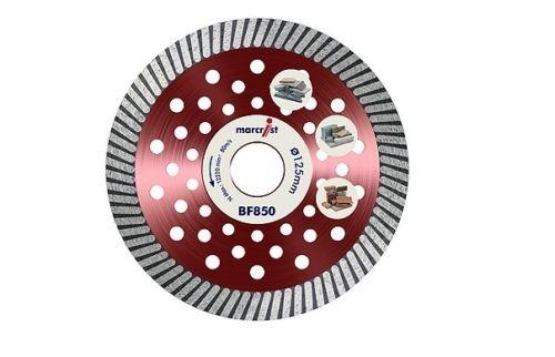 Marcrist Diamanttrennscheibe - 125mm - für Beton - BF850