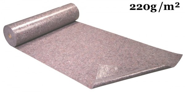 BS Rollen Abdeckvlies Handwerkermatte - 220 g/m² - 50 Meter - 1m breit