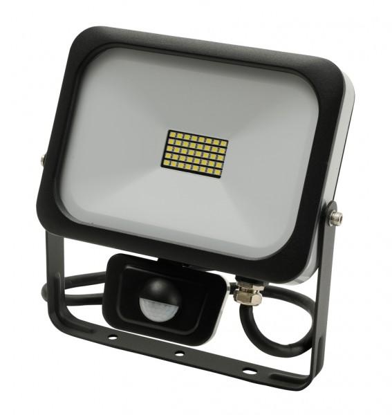 HM Müllner LED Arbeitsleuchte mit Sensor SLIM - 20 Watt - 1600 Lumen - IP54