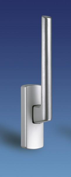 Siegenia PSK 200-Z GH Hebel - Drehgriff - Silber rechts - PHIL0031-524011