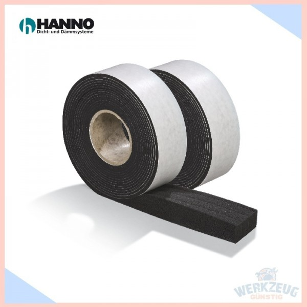HANNO Hannoband Multifunktionsband-3E - 74/10-20 mm / Rolle
