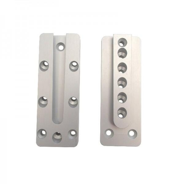 Pitzl Verbinder HVP 88111.0000 - für 16 Schrauben aus eloxiertem Aluminium