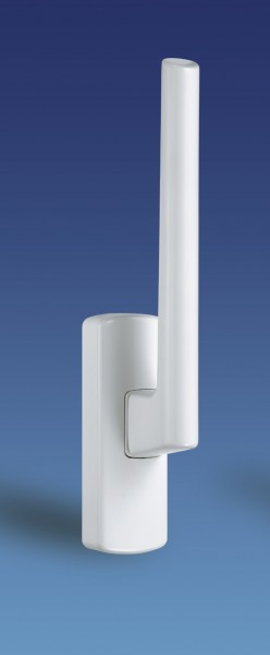 Siegenia PSK 200-Z GH Hebel - Drehgriff - Weiß links - PHIL0032-502011