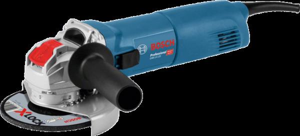 Bosch Winkelschleifer X-LOCK GWX 14-125 - 1400 Watt - 2,3kg - SOLO