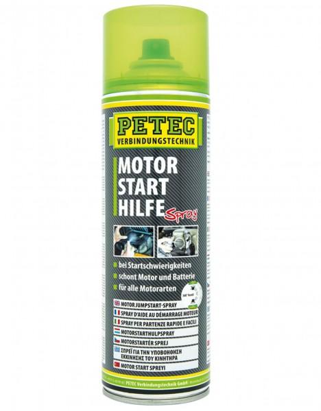 Petec 70450 Motorstarthilfe für Kaltstart - 500ml Dose - alle Motorarten