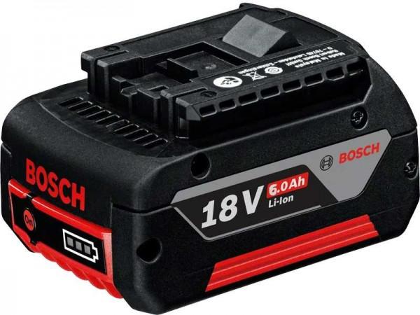 Bosch Professional Akku GBA 18 Volt 6AH Li-Ion - 1600A004ZN - im Karton
