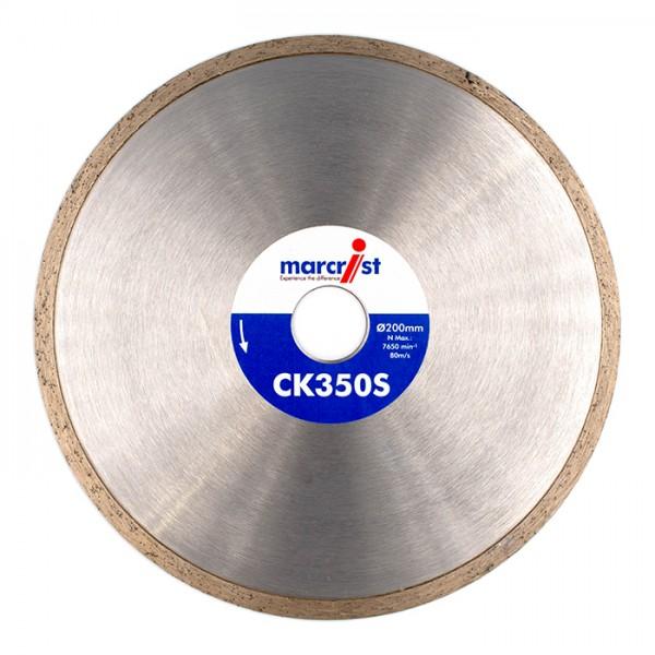 Marcrist CK 350 S Diamanttrennscheibe - 200mm - für Fliesen Keramik