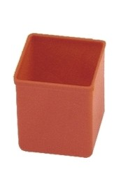 HM Müllner Wechselbox - B54 x T54 x H63 - orange