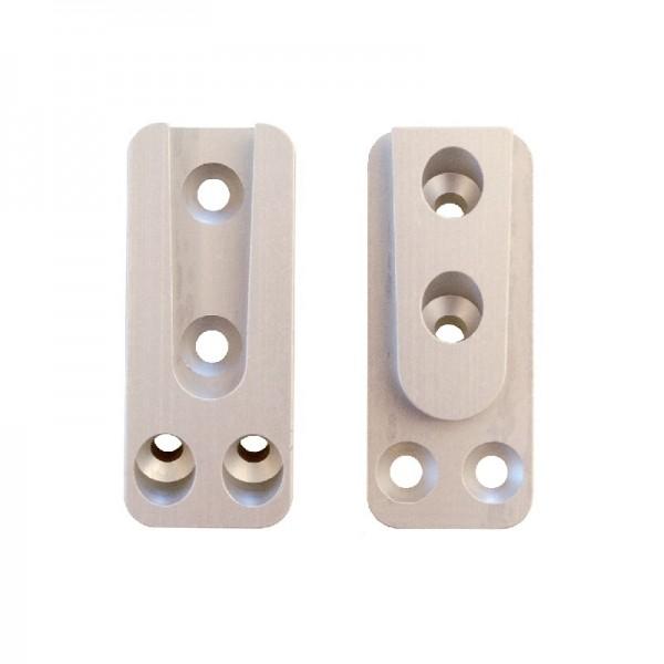 Pitzl Verbinder HVP 88006.0000 - für 8 Schrauben aus eloxiertem Aluminium