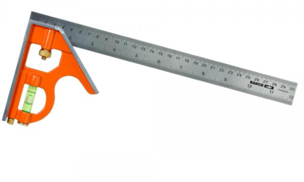 Bahco CS300 Winkel Kombinationswinkel - 45 und 90 Grad - 305mm lang