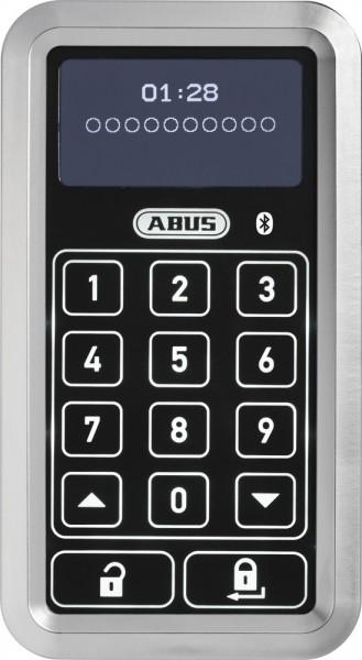 ABUS Bluetooth-Tastatur Home Tec Pro CFT 3100 S in silber