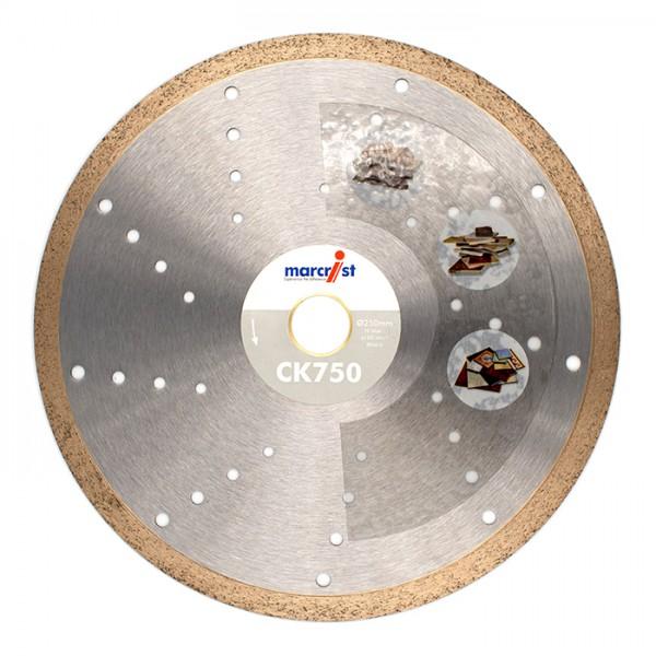 Marcrist CK 750 Diamanttrennscheibe - 250mm - für Fliesen Keramik