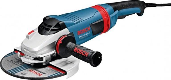Bosch Winkelschleifer GWS 22-230 LVI - 5,4 kg - 2200 Watt - 230mm