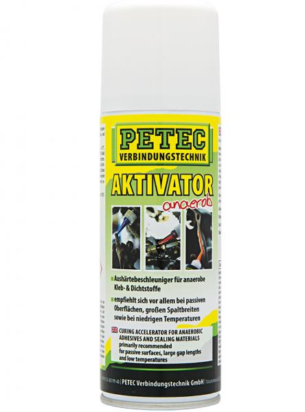 Petec Aktivatorspray für anaerob Klebstoffe und Dichtstoffe - 200ml Spray